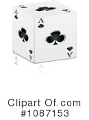 Playing Card Suit Clipart #1087153