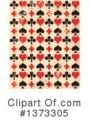 Royalty-Free (RF) Playing Card Suit Clipart Illustration #1373305