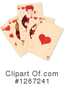 Playing Cards Clipart #1267241