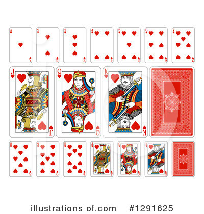 Gambling Clipart #1291625 by AtStockIllustration