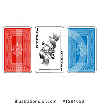 Gambling Clipart #1291626 by AtStockIllustration