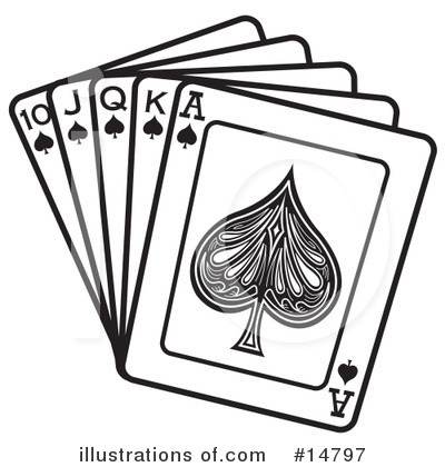 Playing Card Clipart #14797 by Andy Nortnik