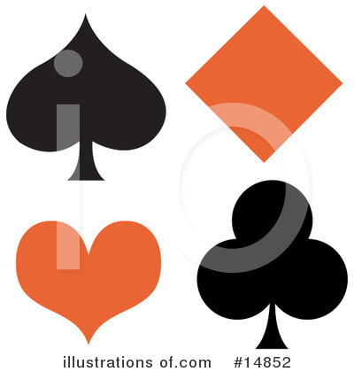 Playing Cards Clipart #14852 by Andy Nortnik