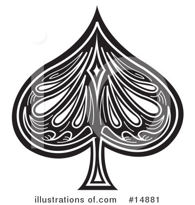 Playing Cards Clipart #14881 by Andy Nortnik