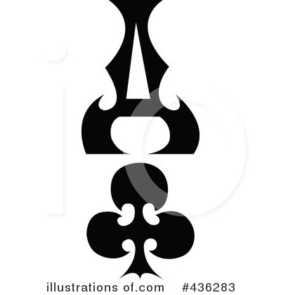 Playing Cards Clipart #436283 by Andy Nortnik