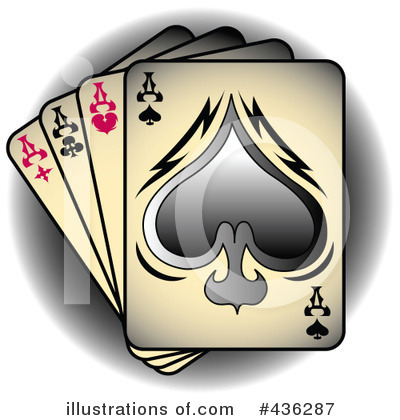 Playing Cards Clipart #436287 by Andy Nortnik