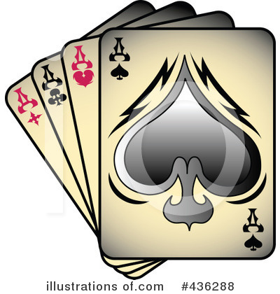 Playing Cards Clipart #436288 by Andy Nortnik