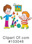 Playing Clipart #103046