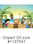 Playing Clipart #1137041 by Graphics RF