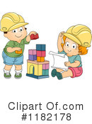 Royalty-Free (RF) Playing Clipart Illustration #1182178
