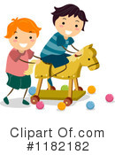 Playing Clipart #1182182 by BNP Design Studio