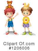Playing Clipart #1206006 by Graphics RF