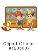 Playing Clipart #1206007 by Graphics RF