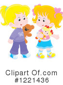 Playing Clipart #1221436 by Alex Bannykh
