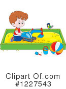 Playing Clipart #1227543 by Alex Bannykh