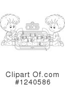 Playing Clipart #1240586