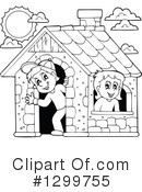 Playing Clipart #1299755 by visekart