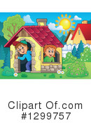 Playing Clipart #1299757 by visekart