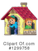 Playing Clipart #1299758 by visekart