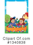 Playing Clipart #1340838 by visekart