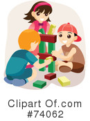 Playing Clipart #74062 by BNP Design Studio