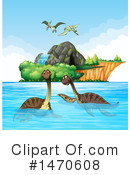 Pliosaur Clipart #1470608 by Graphics RF