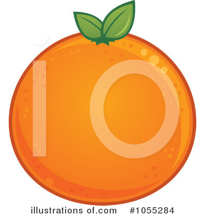Oranges Clipart #1055284 by John Schwegel