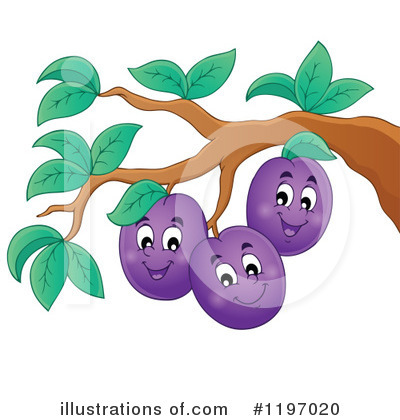 Fruit Clipart #1197020 by visekart