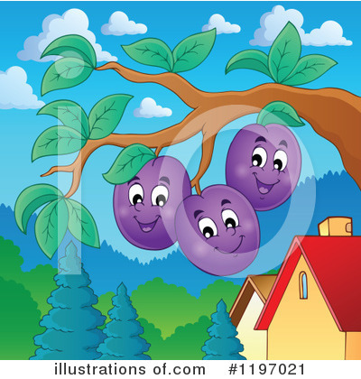 Fruit Clipart #1197021 by visekart