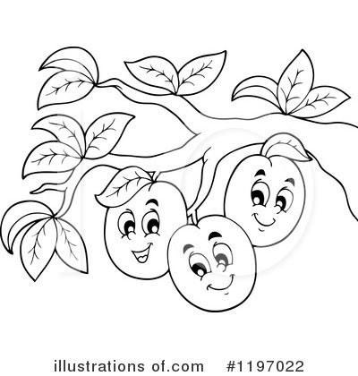 Fruit Clipart #1197022 by visekart
