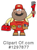 Plumber Clipart #1297877 by Hit Toon