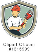 Plumber Clipart #1316999 by patrimonio