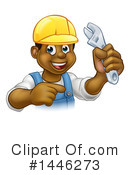 Plumber Clipart #1446273 by AtStockIllustration