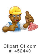 Plumber Clipart #1452440 by AtStockIllustration