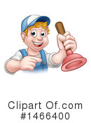 Plumber Clipart #1466400 by AtStockIllustration