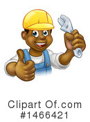 Plumber Clipart #1466421 by AtStockIllustration