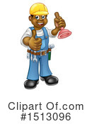 Plumber Clipart #1513096 by AtStockIllustration