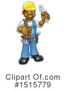Plumber Clipart #1515779 by AtStockIllustration