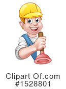 Plumber Clipart #1528801 by AtStockIllustration