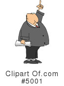 Pointing Clipart #5001 by djart