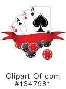 Poker Clipart #1347981 by Vector Tradition SM