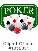 Clipart of Poker Chips #1 - 116 Royalty-Free (RF) Illustrations