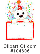 Polar Bear Clipart #104606