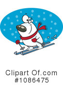 Polar Bear Clipart #1086475