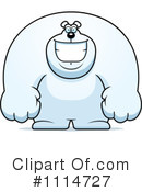 Royalty-Free (RF) Polar Bear Clipart Illustration #1114727
