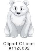 Royalty-Free (RF) Polar Bear Clipart Illustration #1120892