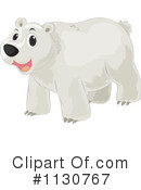 Royalty-Free (RF) polar bear Clipart Illustration #1130767