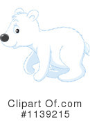 Polar Bear Clipart #1139215 by Alex Bannykh