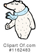 Royalty-Free (RF) Polar Bear Clipart Illustration #1162483