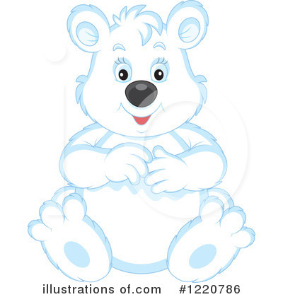Bear Clipart #1220786 by Alex Bannykh